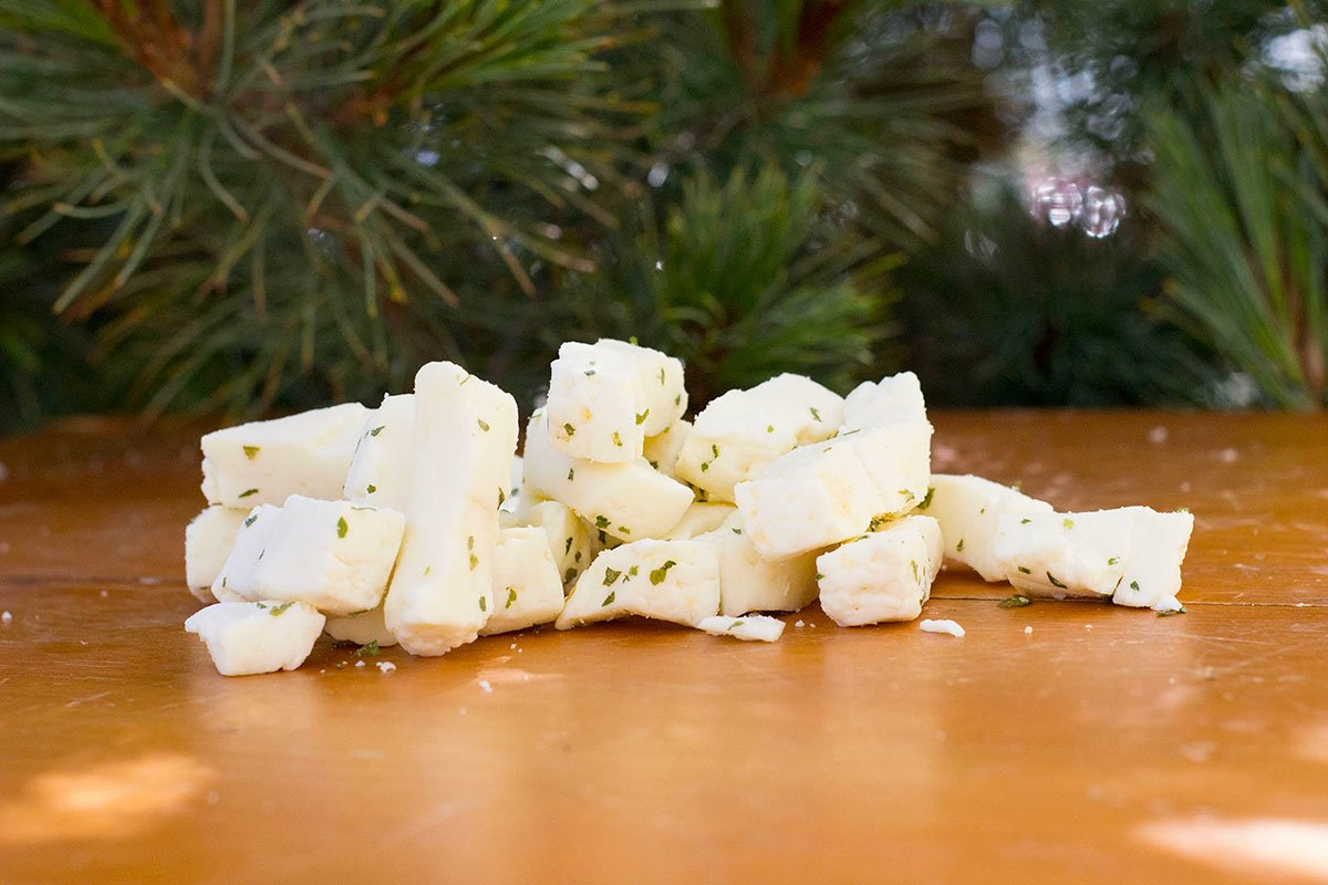 harvest ranch cheese curds