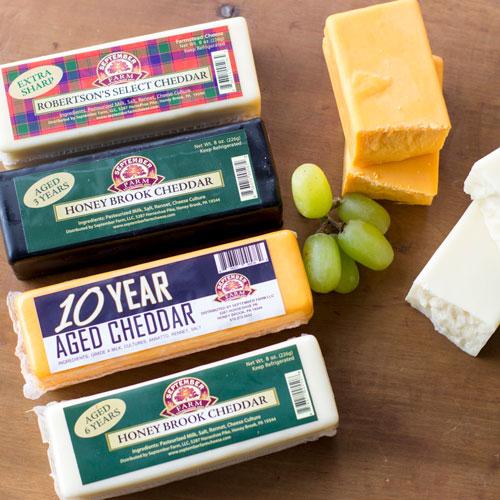 Cheddar Cheese Aged