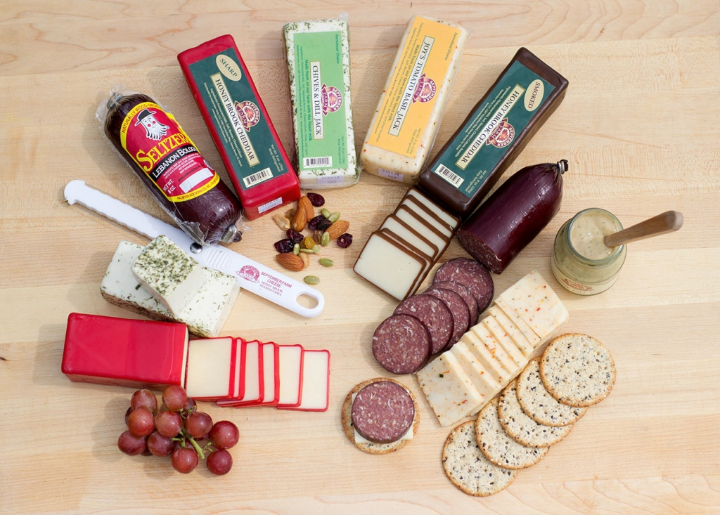 Cheese Gift Giving Packages