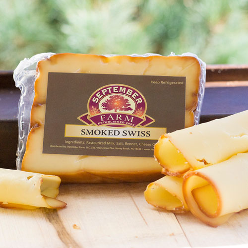 Smoked Swiss Cheese Online