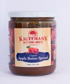apple butter spread