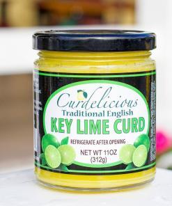Key Lime Curd