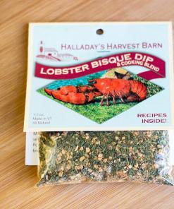 lobster bisque dip
